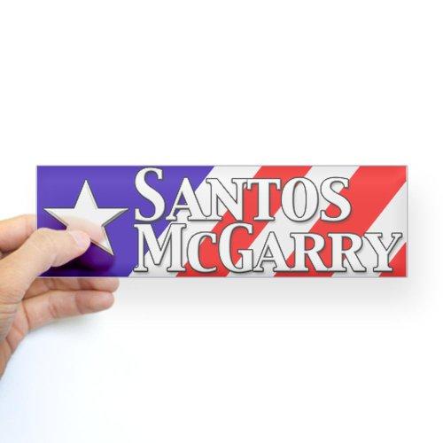 cafepress-santos-mcgarry-bumper-sticker-10x3-rectangle-bumper-sticker-car-decal