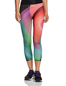 Desigual Sport Depor 3 Legging Femme Multicolore FR : XL (Taille Fabricant : XL)