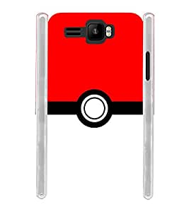 Lovely Design Soft Silicon Rubberized Back Case Cover for Intex Aqua R3 Plus