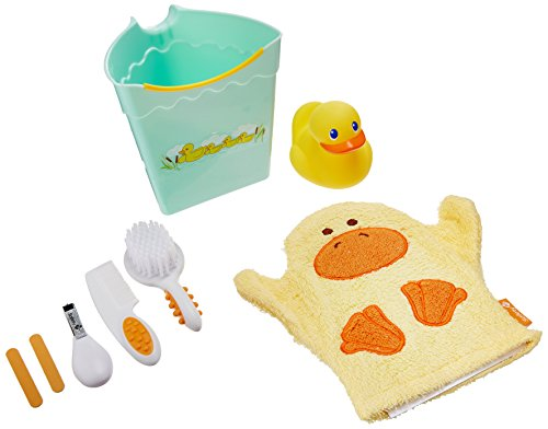 Safety 1st Ducky Bath and Grooming Kit - 1