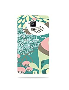 alDivo Premium Quality Printed Mobile Back Cover For Samsung Galaxy Note Edge / Samsung Galaxy Note Edge Printed Mobile Case (XT-037P-3D-B12-SGNE)