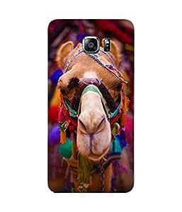 Camel Face Samsung Galaxy Note 5 Edge Case