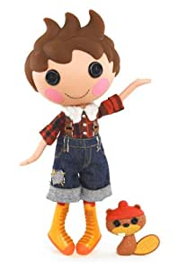 MGA Lalaloopsy Doll - Forest Evergreen (Boy)