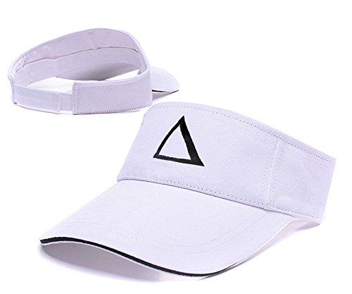taylorp-chapeau-herren-visor-black-hat-einheitsgrosse-gr-einheitsgrosse-white-visor