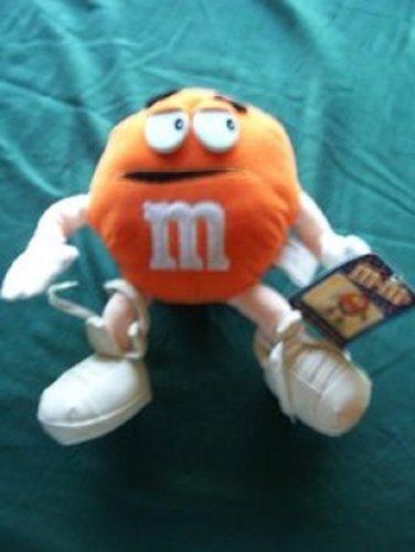 "10"" Orange M&m's Crispy Nanco Plush - 1"