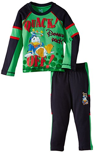 Disney Disney Boy's Donald Duck Pyjama Set (Multicolor)