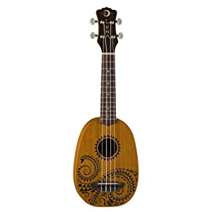 Luna Tattoo Pineapple 21 Inch Soprano Ukulele $69