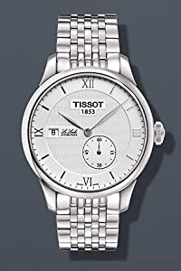 Mechanical and Automatic Men's Watch TISSOT