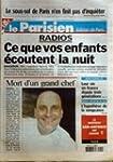 PARISIEN (LE) N? 18184 du 25-02-2003...