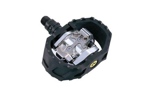 Shimano PD-M424 SPD Pedal (9/16-Inch, Black/Silver)