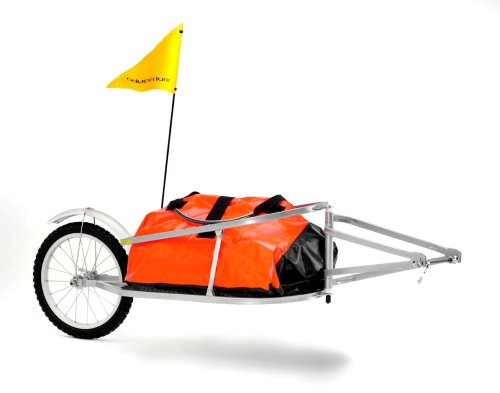 Adventure Ct1 Single-Wheel Cargo Trailer