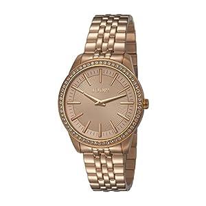 Joop! JP101162F11 - Reloj de pulsera mujer, acero inoxidable, color beige