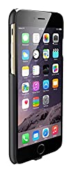 """Qi-infinityâ""""¢ for iPhone 6 Plus (5.5 Inch) Wireless Charger Receiver Back Cover Case with Detachable Lighting Connector compatible with faster charging and supports latest WPC standard (1.1)"""