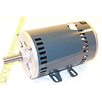 Oem Upgraded Ge 208 460v 3 Phase Furnace Blower Motor