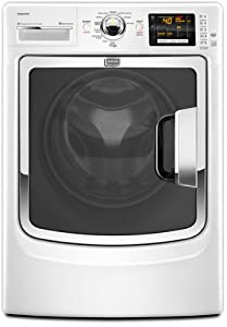 Maytag Maxima EcoConserve MHW6000XW 27 Front-Load Washer with 4.3 cu. ft. Capacity - White