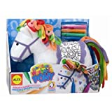 Alex Toys Color and Cuddle Washable Pony