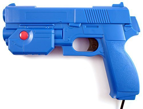 Ultimarc AimTrak Arcade Light Gun - MAME, PC, PS3, PS2 (Blue) by Ultimarc (Aimtrak Light Gun compare prices)