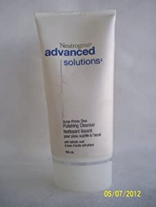 Neutrogena Advanced Solutions Facial Peel - Read