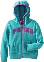 PUMA Little Girls' Active Core Hoodie