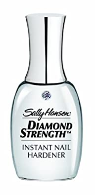 Sally Hansen Diamond Strength Instant Nail Hardener 3478 Clear