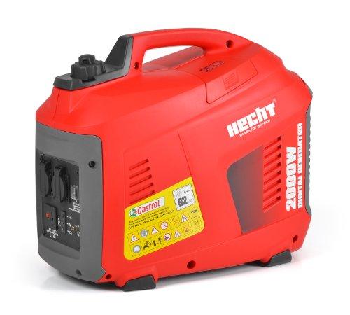 Hecht GG 2000i Digital Generator Inverter Stromerzeuger Notstromaggregat