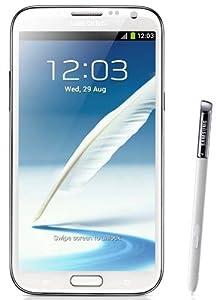 Samsung Galaxy Note 2 16GB Sim Free Smartphone - Ceramic White