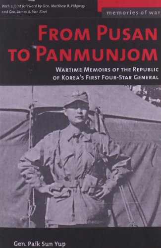 FROM PUSAN TO PANMUNJON (M) (Memories of War)