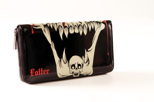 Folter SKULL MOUTH Wallet
