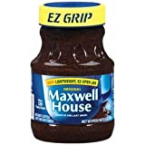 Maxwell House Original Instant Coffee 226g pack of 1 (American)