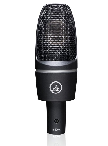 AKG C 3000 Recording and Broadcast Mic