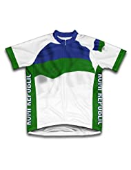 Komi Flag Short Sleeve Cycling Jersey for Women