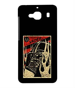 Block Print Company Vader Stamp Phone Cover for Xiaomi Redmi 2