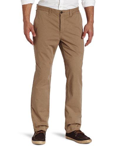 Ben Sherman Men's Cotton Chino Trousers Brown 29W x 32L