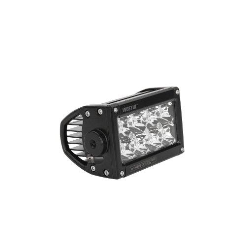Westin 09-12230-8F Low Profile Double Row Led Light Bar