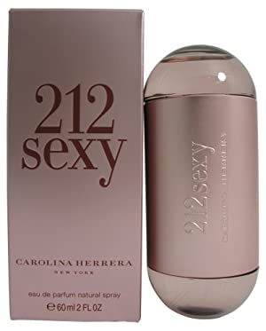 212 Sexy By Carolina Herrera For Women. Eau De Parfum Spray 2.0 Oz.