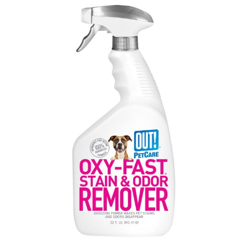 Out! Oxygen Activated Pet Stain & Odor Remover
