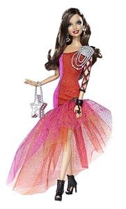 V7210 Mattel - Barbie Fashionistas divas de Hollywood, una muñeca Sassy