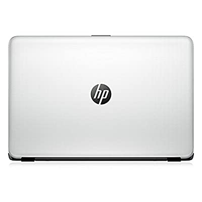 HP 15-AC048TU 15.6-inch Laptop (Core i3-5010U/4GB/1TB/Win 8.1/Intel HD Graphics 5500), White Silver