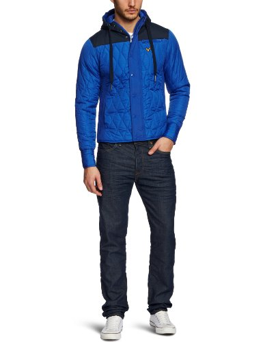 Voi Icer Men's Coat Dress Blue/Skydiver XX-Large