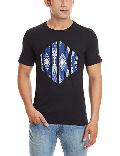 Nike-Mens-Round-Neck-Cotton-T-Shirt