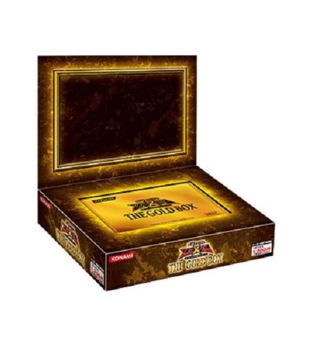 遊戯王ゼアル OCG THE GOLD BOX