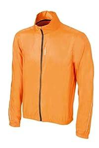 Shimano Herren Originals Windjacke, orange, S, E-9U106165