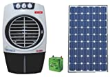 ACOSCA SOLAR COOLER FRIO WITH SOLAR PANEL & BATTERY