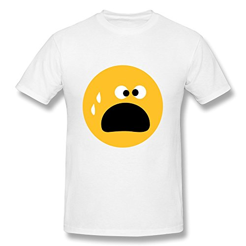 Surprise Funny Face Boy Fitted Novelty Tees - Ultra Cotton front-797112