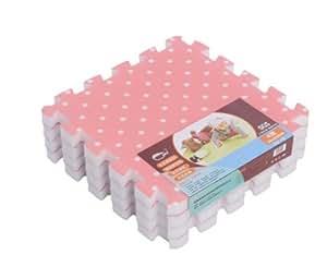 Happy Shopping Here 10 Psc Mousse Dalles Puzzle Pour Enfant Lettres Tapis Bebe Tapis De