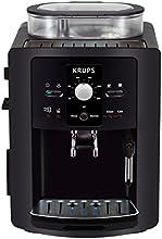 Krups EA 8000 Kaffee-Vollautomat Espresseria Automatic (Dampfdüse) schwarz