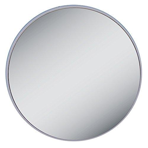 Zadro 20X EXtreme Magnification Spot Mirror, White Finish