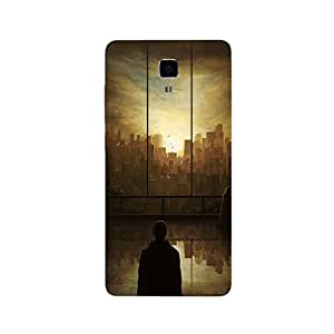 AROUND THE CITY BACK COVER FOR XIAOMI MI4