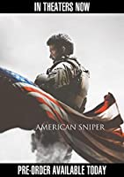 American Sniper (Blu-ray + DVD + Digital HD UltraViolet Combo Pack) by Warner Home Video