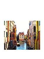 Legendarte Lienzo Calle A Venezia